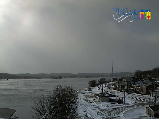 kwqc-tv6 leclaire  iowa skycam - news and weather for the quad cities