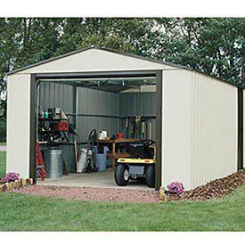 Garden And Storage Sheds 139956: Vinyl Murryhill 14 X 31 Shed  U003e BUY IT