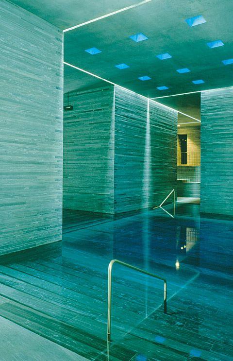 nichts als wasser licht und stein zumthor peter pinterest architektur einrichtung und bad. Black Bedroom Furniture Sets. Home Design Ideas