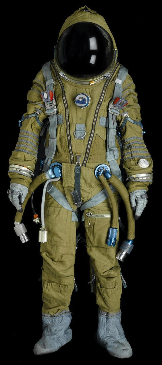 an astronaut in a space suit is motionless in outer space - photo #49