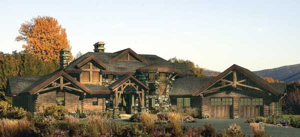 PinPrecisionCraftLogHomesFloorPlanOnPinterest – Precision Log Home Floor Plans