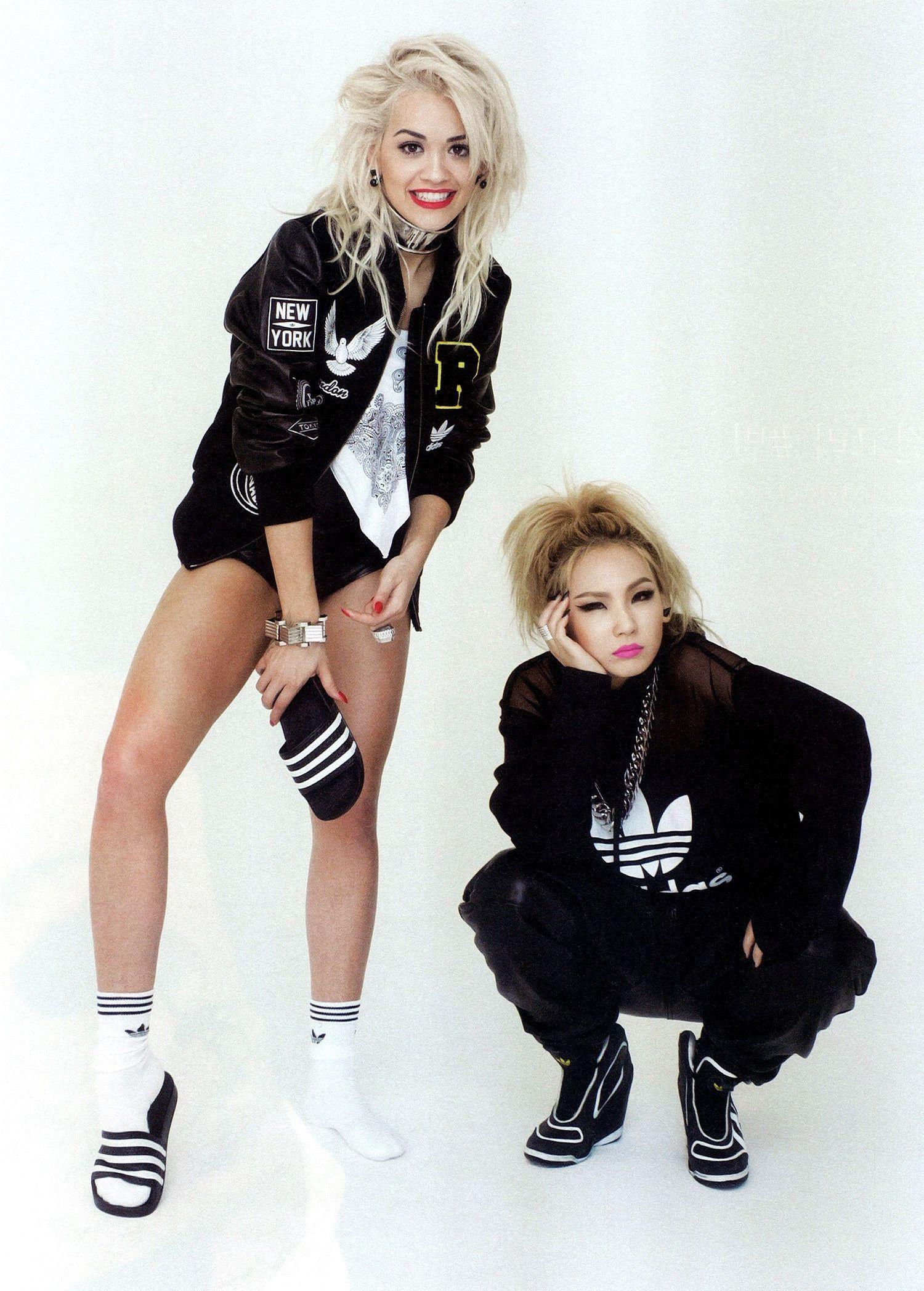 7adb2a819755 CL and Rita Ora