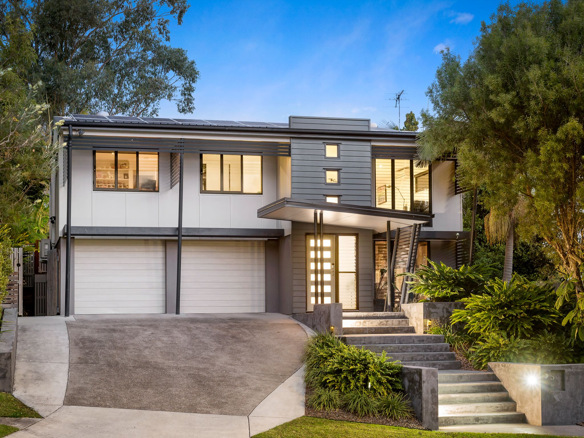 1970s Home Renovation | Modern Design | Seventeen Mile ...