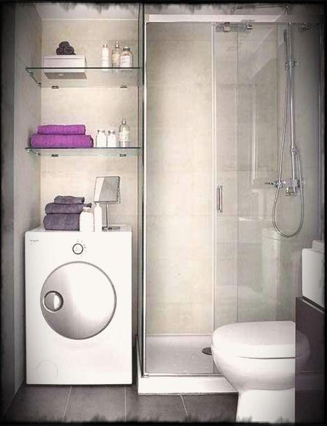 Bestsmallsimplebathroomdesignideaswithshowerstoneflooring Simple Simple Bathroom Remodels Inspiration