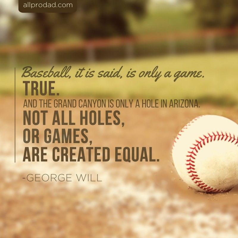 Senior Night Quotes For Softball: For The Love Of The Game...Baseball, Baseball