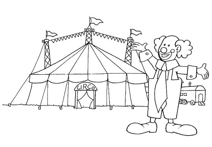 Bildresultat För Child Mandala Circo Para Colorear Circo Dibujo Dibujos