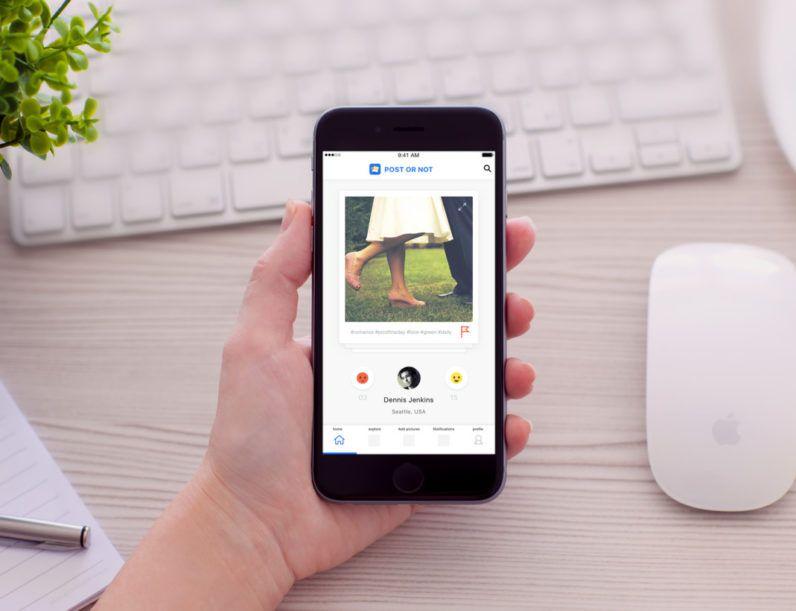 Post or Not, l'app che ci aiuterà a scegliere le foto migliori da postare  #follower #daynews - http://www.keyforweb.it/post-or-not-lapp-scegliere-le-foto-postare/