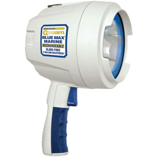Click Twice For Updated Pricing And More Info Brinkmann Flashlights Lanterns Qbeam Blue Max Marine Rechargeab Boat Spotlights Blue Filter Hiking Flashlight