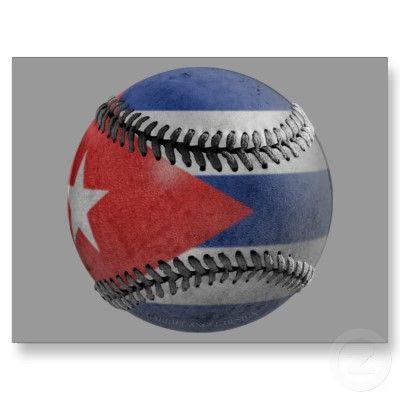 Baseball is Cuba's national passion!