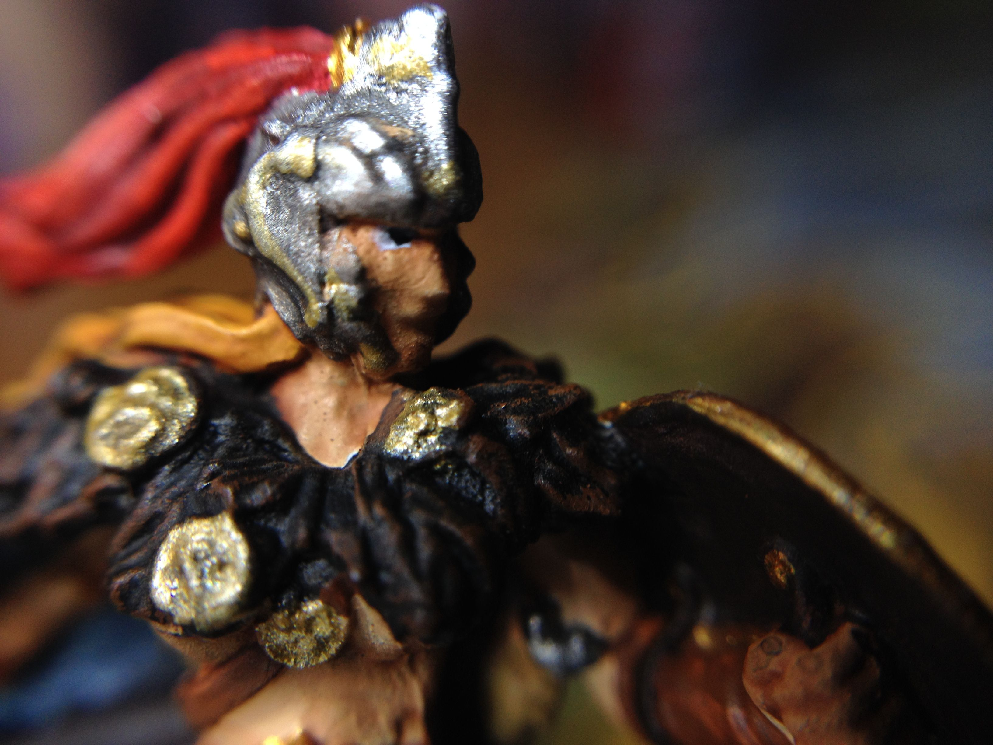 Valkyrie (Blood Rage) Figurines peintes, Peinture, Figurine