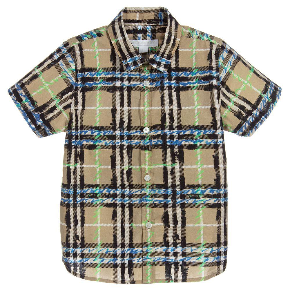 957c7497a Boys Clarkey Cotton Shirt