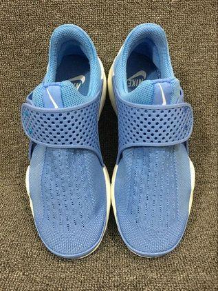 super popular 88fd1 23533 Chaussures pas cher course Nike Sock Dart 848475 402 Powder Blue Ocean Blue