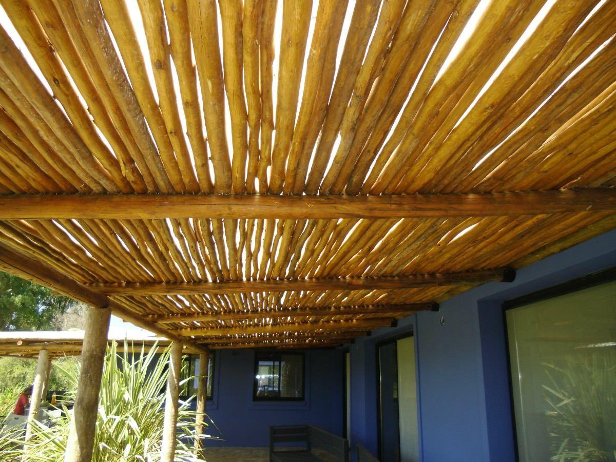 Pergolas miradores pinterest p rgolas bamb y paisajismo - Pergolas de bambu ...