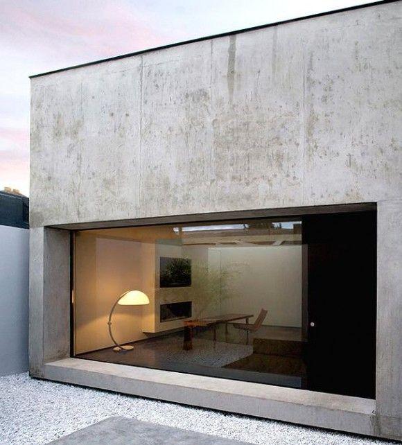 concrete moa pinterest concrete concrete facade and. Black Bedroom Furniture Sets. Home Design Ideas