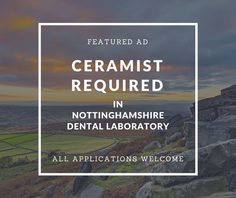 **Ceramist required in Nottinghamshire** Click to find out
