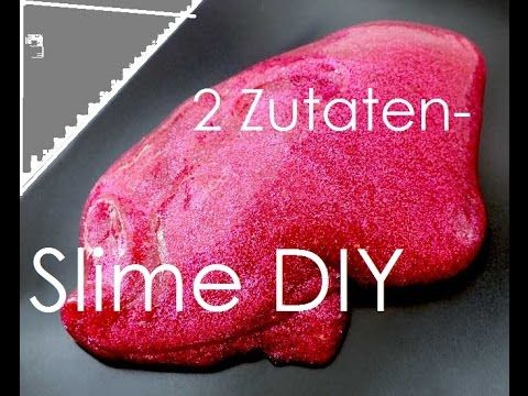 slime aus 2 zutaten diy ohne kleber ideal f r anti stress b lle diy basteln. Black Bedroom Furniture Sets. Home Design Ideas