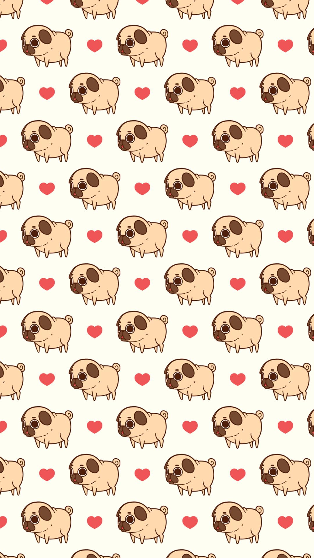 Puglie Valentine S Day 2015 Imgur Pug Pug In 2019 Pinterest