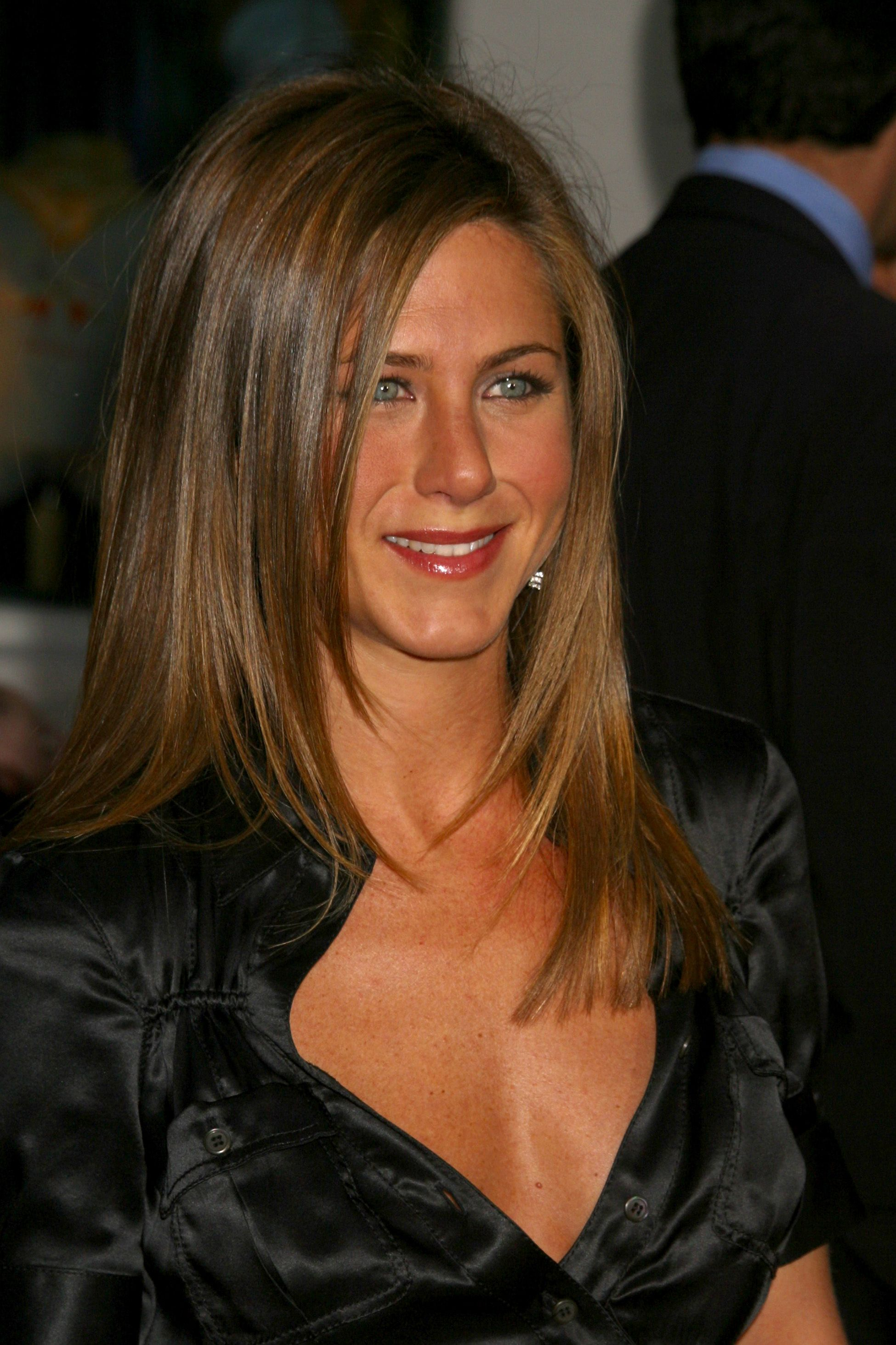 Jennifer Aniston 2003 Beauty Pinterest