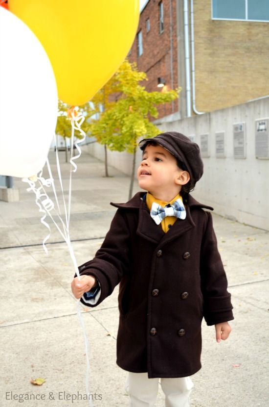 I want to make a pea coat for my little guy!