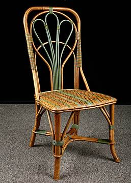 2019Antique Wicker in French Antique Side Rattan Chair PXiZku