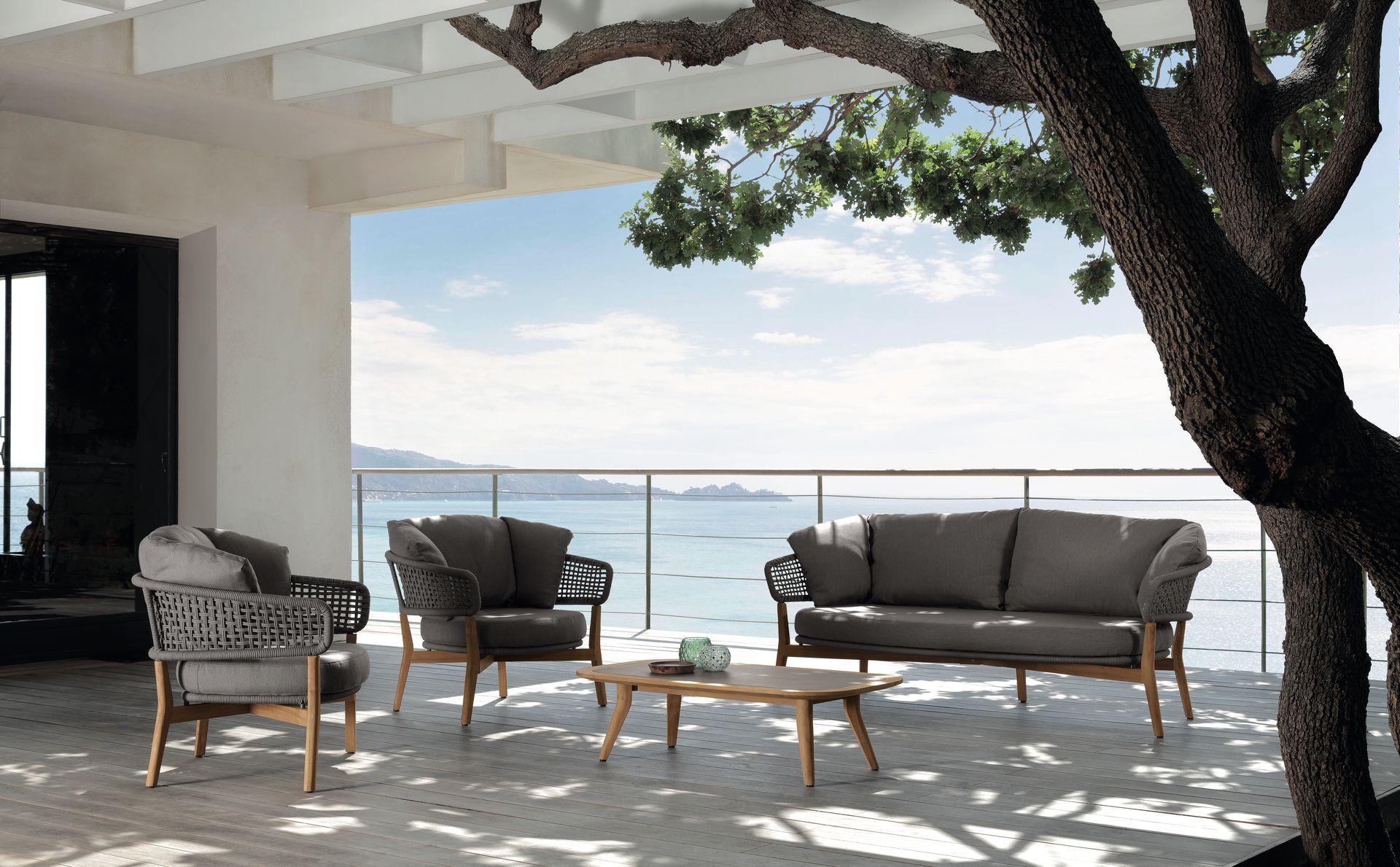 Pascal Living Armchair Italian Garden Furniture Talenti Garden Furniture Italian Garden Outdoor Furniture Sets
