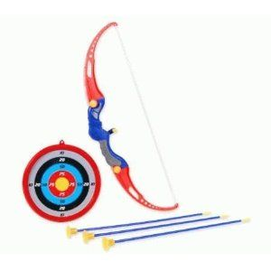 uk availability sneakers for cheap on feet images of JAKE: Kings Sport Toy Archery Bow And Arrow Set for Kids ...
