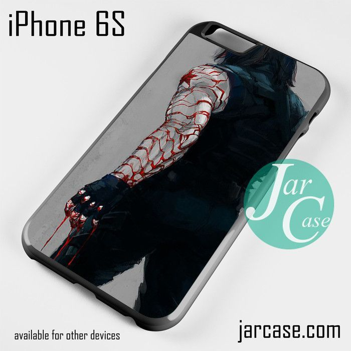 Bucky Is Winter Soldier Phone case for iPhone 6/6S/6 Plus/6S plus