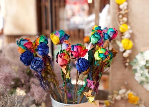باقة ورد جميلة باقات ورد صباحية جميلة جدا باقة ورد كبيرة Zina Blog Flowers Rose Background