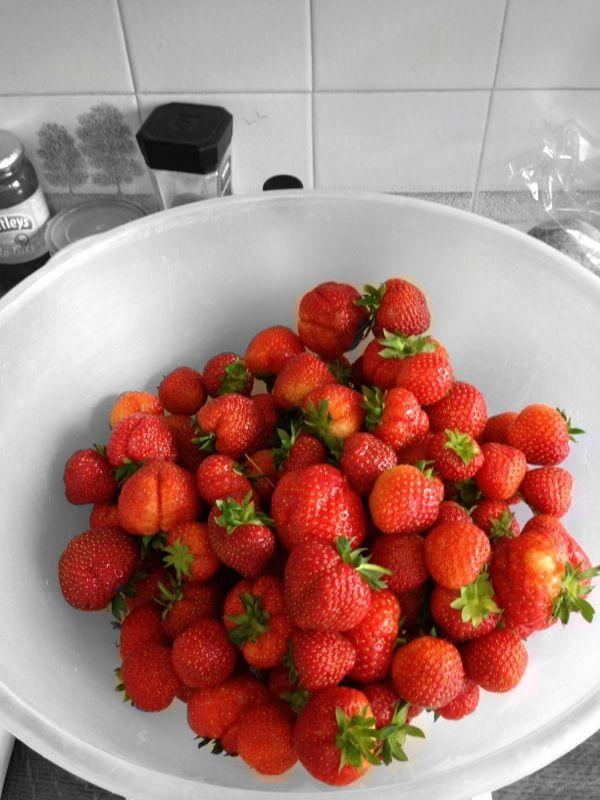 Strawberries #summer