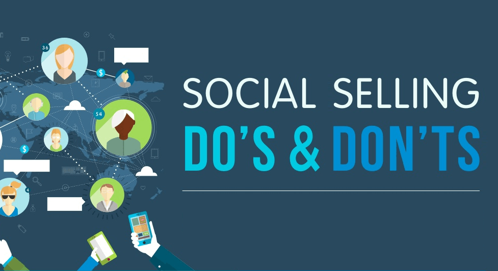 Social Selling: Do's And Don'ts - #infographic   Digital ...