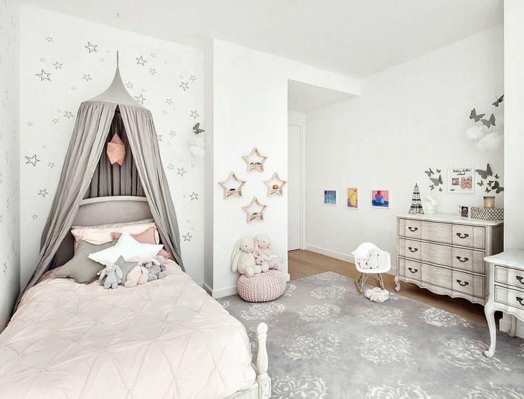 35 idées déco shabby chic pour une chambre de fille | Chambres de ...