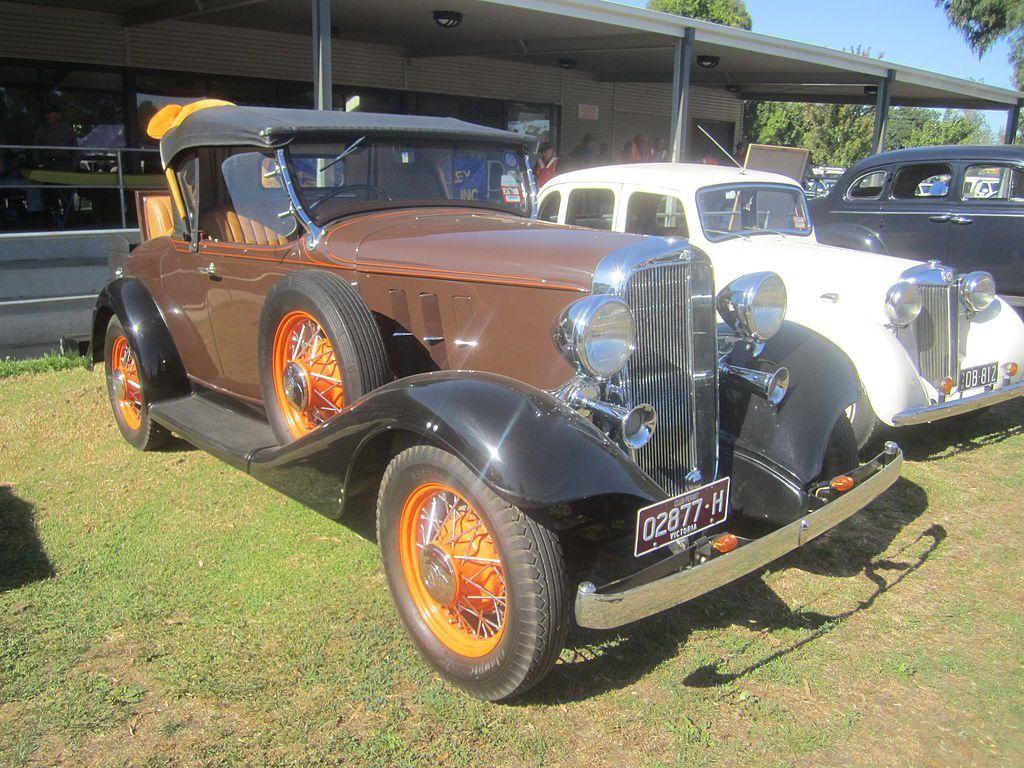"Chevrolet\'s ""Stovebolt Six"" - Automotive History | Classic Cars ..."