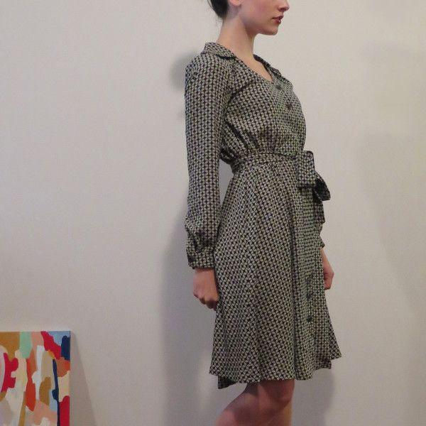 Marissas Harwood And Nicola Dresses Sew Women Pattern Pinterest