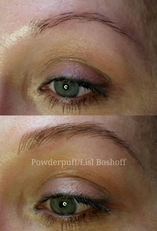 Ultra Natural Microblade Eyebrow Tattoo By Lislboshoff