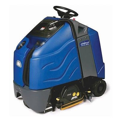 """Demo Windsor Chariot I-Scrub 24"""" Disk Floor Scrubber #cleaning #cleaningequipment"""