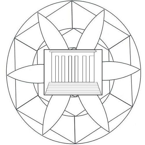 Ataturk Mandala Boyama Ile Ilgili Gorsel Sonucu Mandala Boyama
