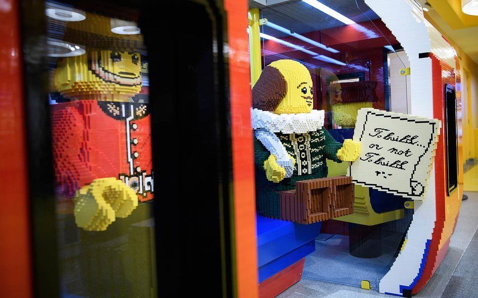 The World's Biggest Lego Store in London is a Toy Lover's