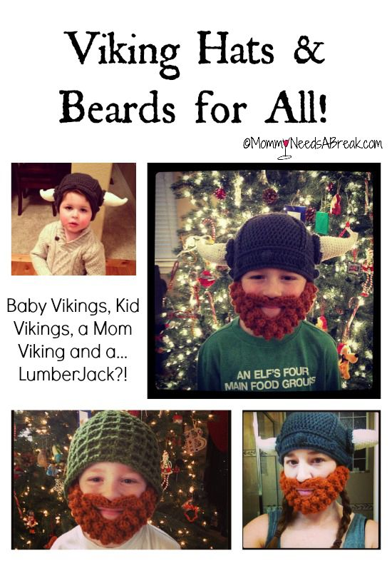 Crochet Viking Hat and Beard | "|550|786|?|fa23015085386760d341b8ae3c7e01f4|False|UNLIKELY|0.3103591501712799