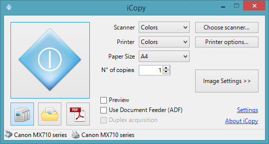 iCopy 1.6.3 iCopy is a free Windows application that lets