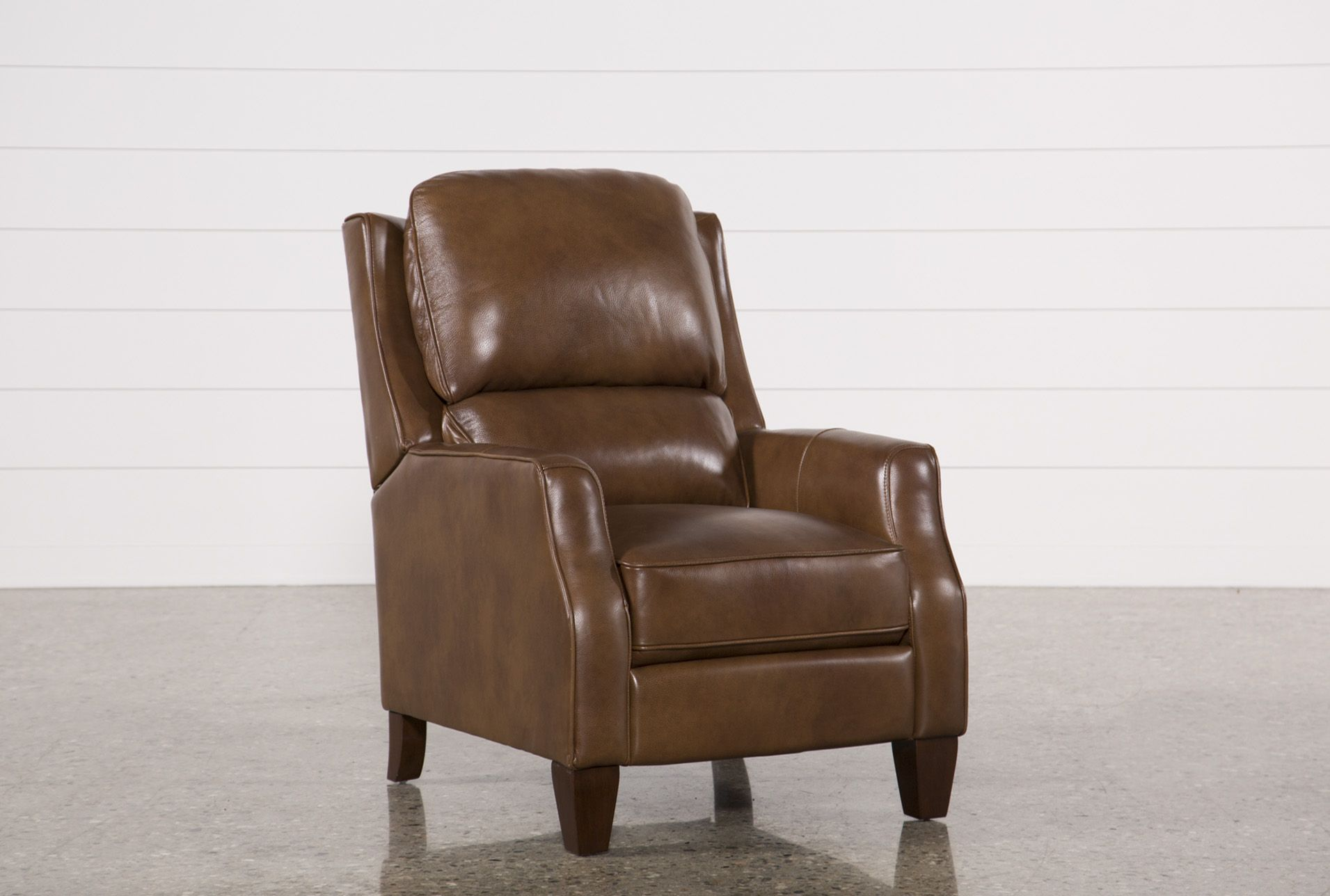 Astonishing Douglas Caramel Leather High Leg Recliner In 2019 Products Caraccident5 Cool Chair Designs And Ideas Caraccident5Info