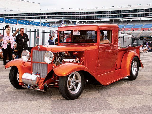 1930s Chevy Truck these were the good ole days of cars