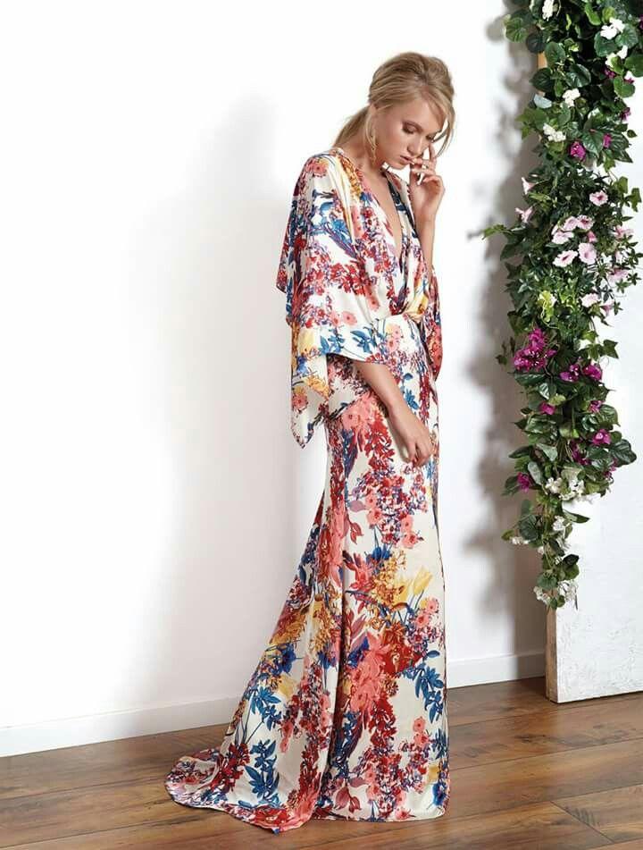 Pin By Izel Du Plessis On Fashion In 2019 Dresses Kimono Fashion