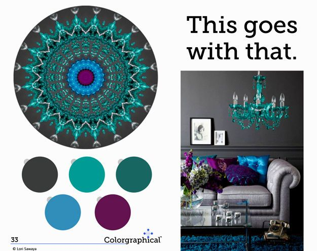 What colors go with turquoise craft room bedroom color - What colour goes with lilac ...