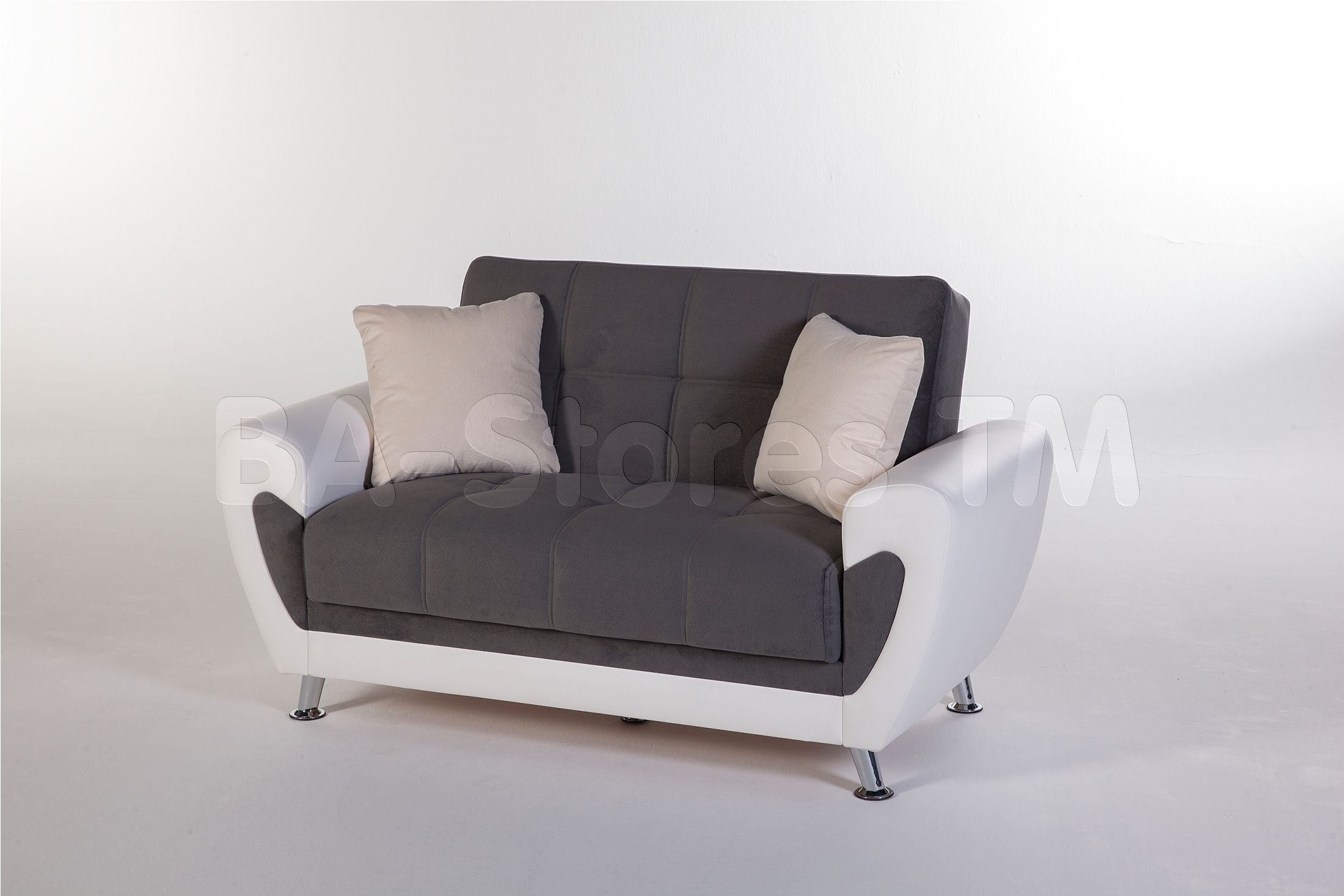 Surprising Duru Loveseat In Plato Dark Gray By Istikbal Loveseats By Pabps2019 Chair Design Images Pabps2019Com
