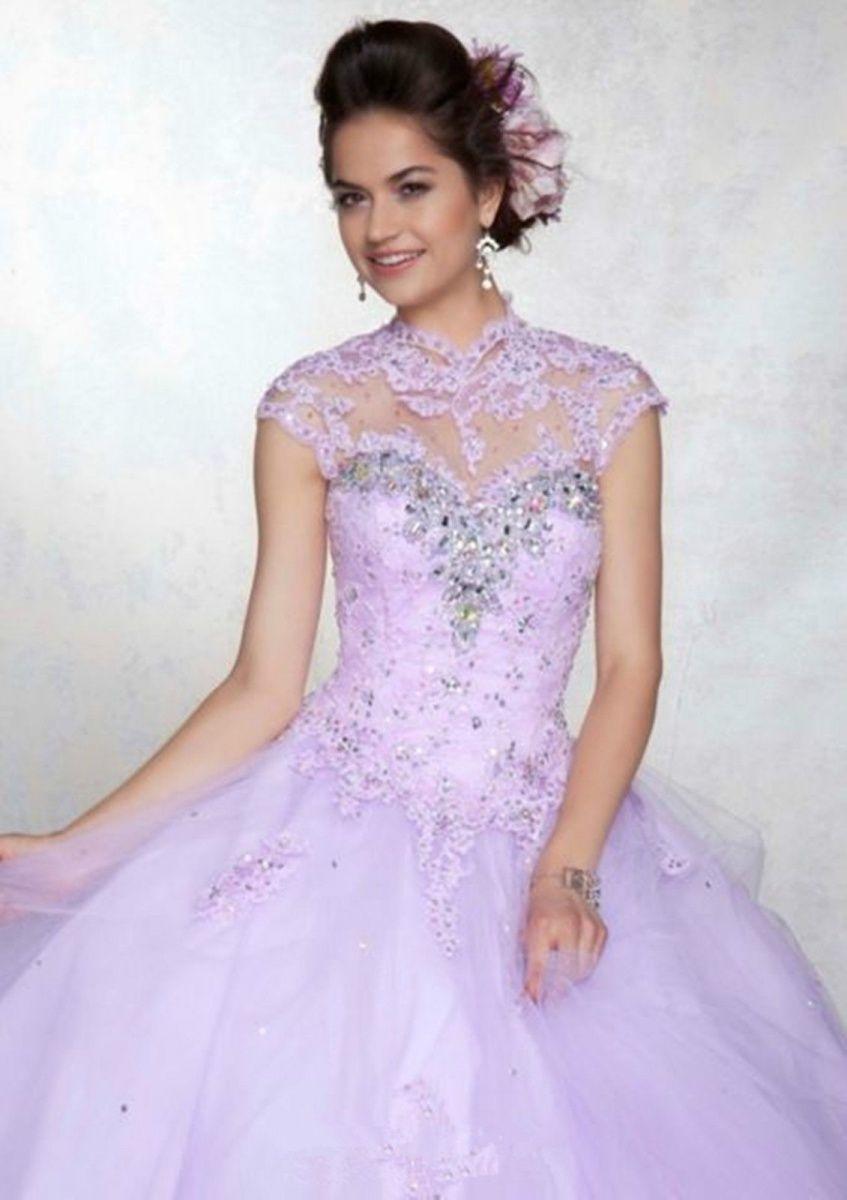 Lavender Wedding Gowns | lavender bridesmaid dresses long 4 Lavender ...