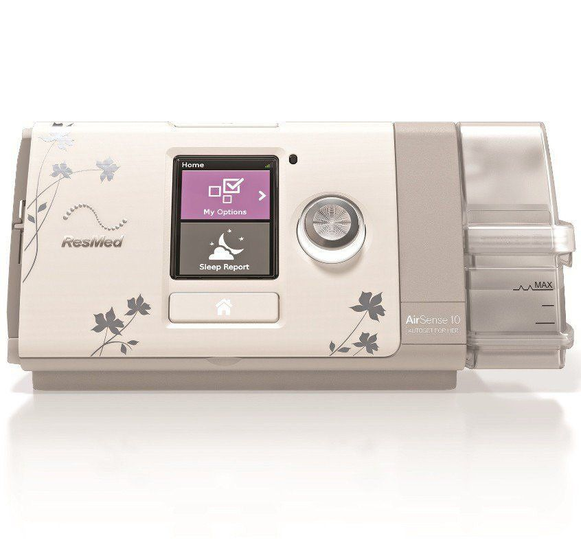 Resmed Airsense 10 Autoset For Her With Heated Humidifier