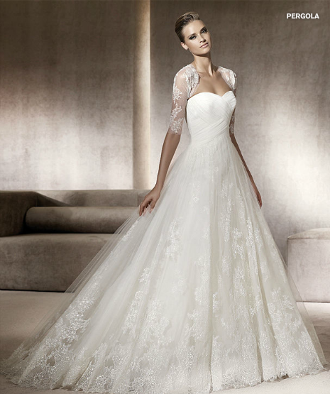 Wedding Gown Basics Part II. Bridal Fabrics