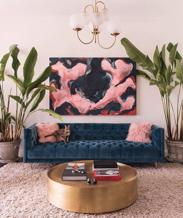 THE GOLD ROUND COFFEE TABLE – 12 STYLISH OPTIONS images