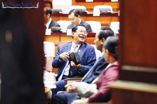 CPP amends Party Law opening door to dissolving opposition
