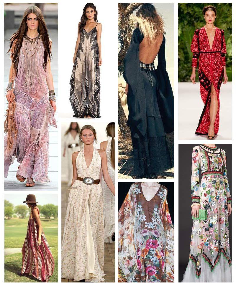 Vestidos Largos Boho Chic 00 Preciosas Indigenas Jpg 800 971 Boho Chic Fashion Moda Boho Estilo Boho